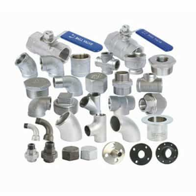 Industries Pipe Fittings & Valves - Double Well